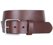 Stone Army Belt brown