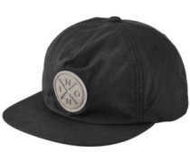 Beachside Snap Back Cap black