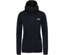 Hikesteller Hooded Outdoor Jacket tnf black