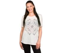 Batik T-Shirt ivory