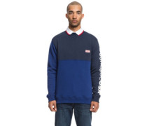 Clewiston Crew Sweater sodalite blue