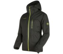 Stoney Gore-Tex Thermo Outdoor Jacket graphite