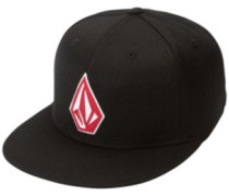 Stone Stack Jfit Cap spark red