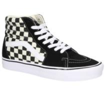 Checkerboard Sk8-Hi Light Sneakers checkerboard