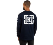 OG Bracket T-Shirt LS navy