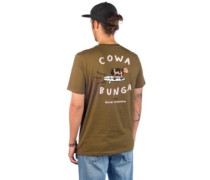 Cowabunga T-Shirt british khaki