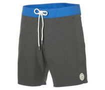 Mid Freak Boardshorts asphalt