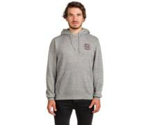 Merced Fleece Hoodie heather grey