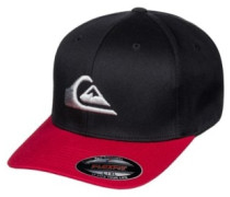 Mountain And Wave Cap red