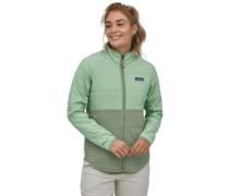 Pack In Jacket gypsum green