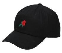 Indefinite Unstructured Cap black