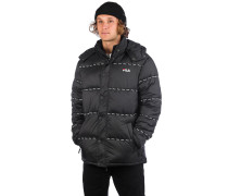Tatsuji Puff Jacket black