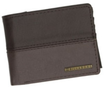 Fifty50 Wallet chocolate