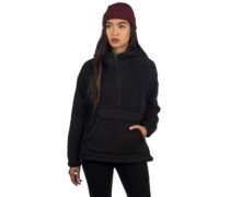 Campshire Hooded Fleece Pullover tnf black
