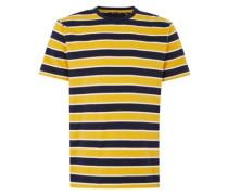 Henley T-Shirt orange