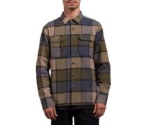 Randower Shirt LS military