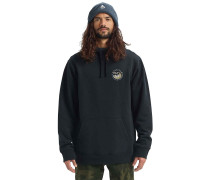 Mill Pond Hoodie true black