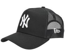 NY Yankees League Essential Trucker Cap optic white