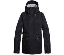 Stellar Spindye Jacket true black
