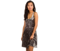 Gmj Skater Dress gunmetal grey