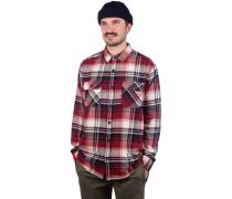 Brighton Flannel Shirt true black stump pld