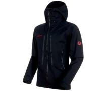 Masao Hs Hooded Outdoor Jacket black