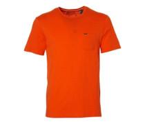 Jack's Base Reg Fit T-Shirt bright orange