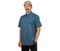 Psych Dot Shirt indigo