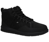 Berthar Shoes suede black