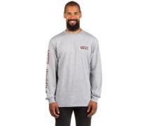 Worlds #1 T-Shirt LS athletic heather