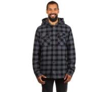 Sherpa Shirt LS black