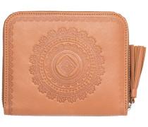 Leilani RFID Mid Leather Wallet vintage tan