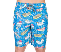 Daily Hot Tub Boardshorts day pool party