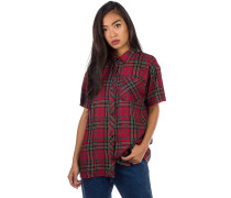 Hilo Shirt red tartan plaid