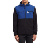 Doked Zip Jacket matured blue
