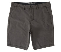 New Order X OVD Shorts black