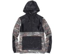 Alder Pop TW Jacket sawtooth camo