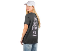 As If T-Shirt charcoal