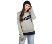 Sound Check Sweater heather grey