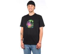 Sunset C T-Shirt black