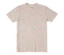 Benson T-Shirt silver bleach