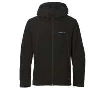 Hail Shell Jacket black out