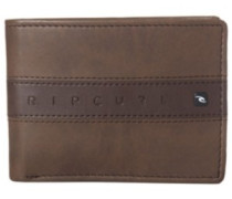 Word Boss All Day Wallet tan