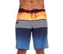 """Highline Lava Division 19"""" Boardshorts navy blazer"""