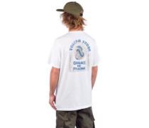 Spun T-Shirt white