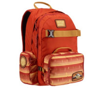 Hcsc Scout Backpack tree stripe bitters
