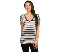 Beta Stripe T-Shirt black