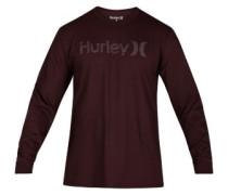 One&Only Long Sleeve T-Shirt mahogany