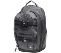 Mohave Backpack black grid heather