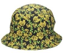 Secret Garden Bucket Hat yellow
